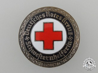 A German Red Cross Senior Helper's Badge