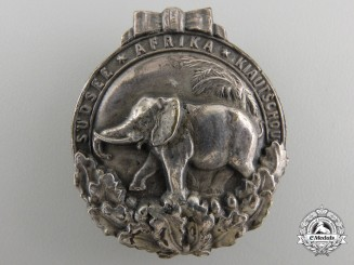 A German Colonial Honour Badge