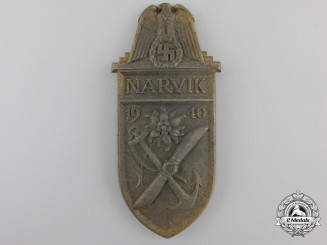 A Narvik Campaign Shield