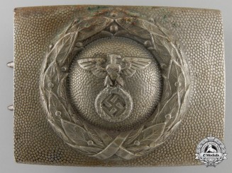 An RLB Enlisted Belt Buckle