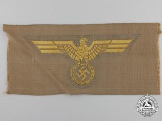A Kriegsmarine EM/NCO Tropical Breast Eagle