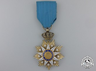 A Portuguese Order of Villa Vicosa; Breast Badge