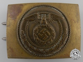 An SA Enlisted Man's Belt Buckle