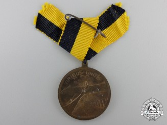 An Austrian First World War Air Force Commemorative Medal