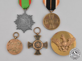 Germany, Imperial and Third Reich. A Grouping of Prussian and German Medals