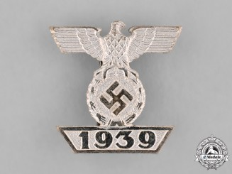 Germany, Wehrmacht. A Clasp to the II. Class Iron Cross 1939, Second Type, Reduced Size