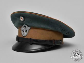 Germany. A Gendarmerie NCO's Visor Cap