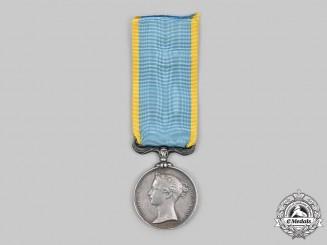 United Kingdom. A Crimea Medal