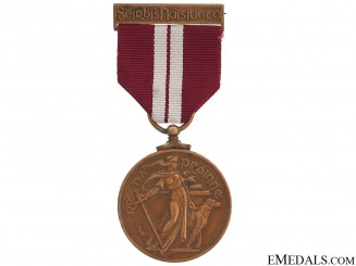 Emergency Service Medal 1939-1946