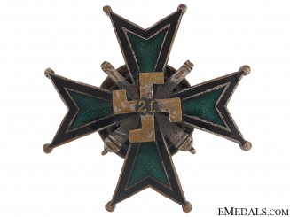 Estonian Artillery Badge