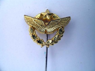 MINIATURE PILOT BADGE