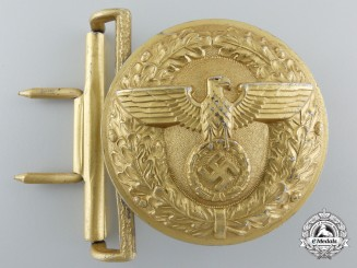 A Political Leader's Buckle 1939 Pattern