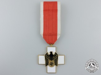 A German Social Welfare Decoration; Third Class