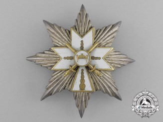 A Croatian Order of the Crown of King Zvonimir; First Class by Braća Knaus