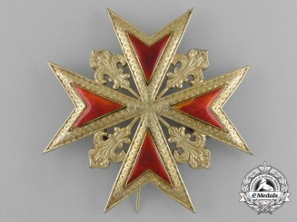 A Grand Duchy of Tuscany's Order of Saint Stephen; Second Class Star