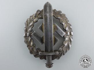 An SA Sport Badge, Bronze Grade by W.Redo; Type III