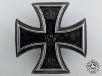 A First War Iron Cross First Class 1914 by Friedländer