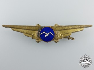 An Italian Glider Pilot Qualification Wings, c. 1940
