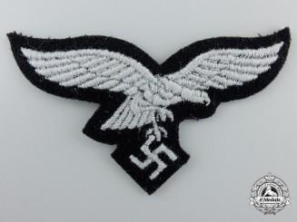 A Luftwaffe Cap Eagle for EM/NCO's in Hermann Göring Tank Division