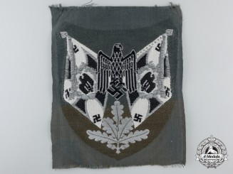 A Mint Infantry Flag Bearer Sleeve Insignia