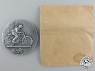 A Rare 1941 Medal to Die Gebirgs-Aufklärungs Abteilung