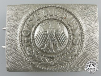 A Weimar Republic Army Buckle