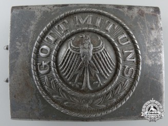 Germany, Weimar Republic. An Army Belt Buckle