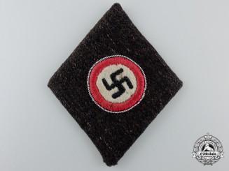 A Sleeve Insignia for an NSDAP Stabsleiter