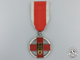 A German Red Cross Medal