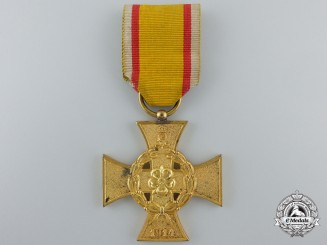 A First War Lippe War Merit Cross 1914