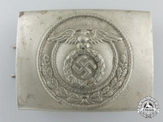 An NSKK Enlisted Belt Buckle; Published Example
