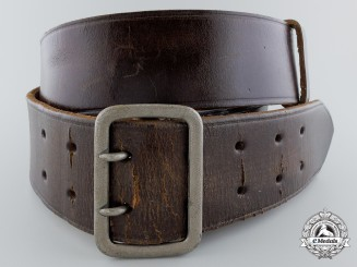 An SA Belt by F.W. Assmann & Söhne