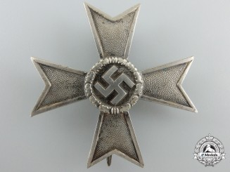 A War Merit Cross First Class without Swords