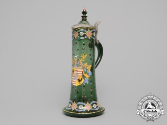 An Outstanding German Imperial University Stein
