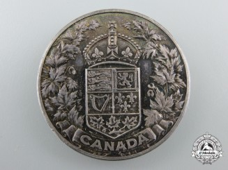 A Likely Unique Second War Canadian Prototype 1939-1945 War Medal