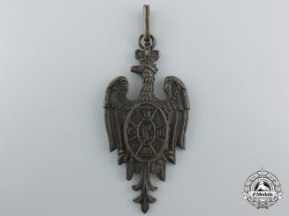 A First War Commemorative Badge of the Polish Legion 2nd Brigade