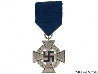 Faithful Service Cross – Third Class