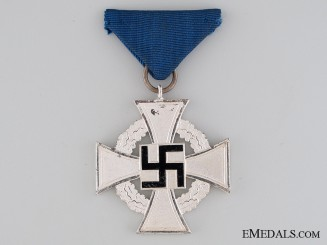 Faithful Service Cross; Third Class