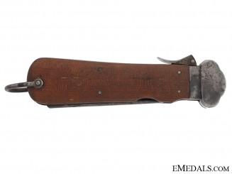 Fallschirmjäger Gravity Knife