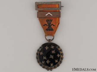 Fascist Party Member's Medal