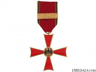 Federal Merit Cross - 2nd Class
