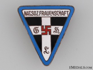 Female N.S.-Frauenschaft Leaders Badge
