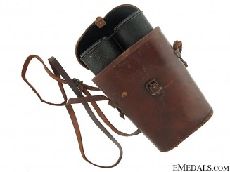 First War British Field Binoculars