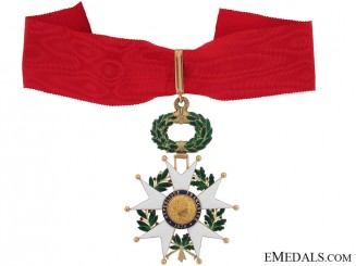 Legion DHonneur - Commanders Neck Badge