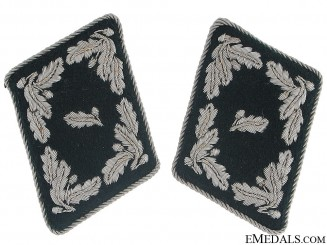 Forestry Official's Collar Tabs