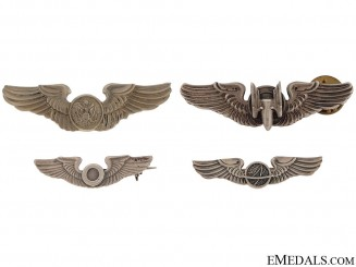 Four American Wings