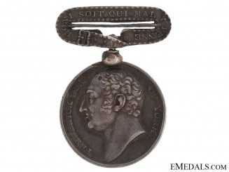 Frederick Duke of York Commemorative Medal