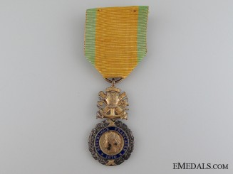 French Military Medal, Type III