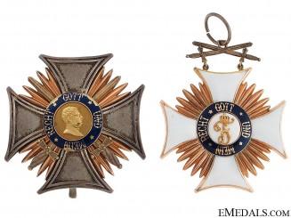 Friedrich Order to Generalleutnant Karl von Stumpff