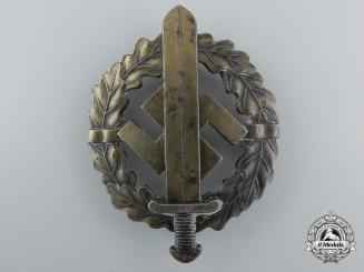 An SA Sports Badge; Bronze Grade by Berg & Nolte